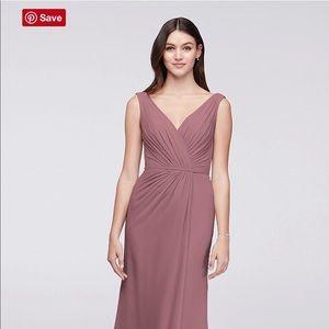 Quartz David's Bridal Dress